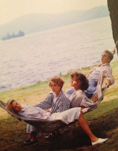 Summer of stripes. Perry Ellis 1984-85. Photo by Bruce Weber