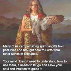 Yes! THAT is awakening...