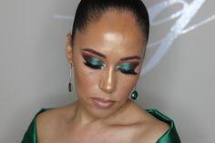 Emerald green glam for that extra wow Emerald Green, Beauty, Instagram, Fashion, Moda, Fashion Styles, Beauty Illustration, Fashion Illustrations