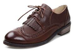 This is nice, check it out!   Women Spring Summer Brogue Shoes Genuine Leather Platform Shoes British Vintage Flat Shoes Ladies Black Leisure Tassel Flat Shoe - US $38.90 http://fashionshophouse.com/products/women-spring-summer-brogue-shoes-genuine-leather-platform-shoes-british-vintage-flat-shoes-ladies-black-leisure-tassel-flat-shoe/