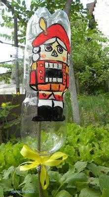 Щелкунчик из бутылки Nutcrackers, Drink Bottles