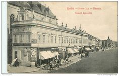 Novi Sad, Once Upon A Time, Old Photos, Taj Mahal, Louvre, Street, Travel, Trips, Old Pictures