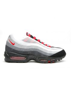 quality design 1f0b2 d2987 Air Max 95 Black, Varsity Red-Neutral Grey 609048-062 Air Max 95
