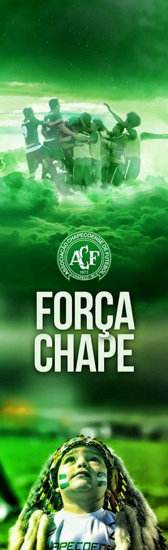 #ForcaChape - Busca do Twitter