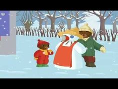 Petit Ours fait un bonhomme de neige French Teaching Resources, Teaching French, Communication Orale, French Kids, Core French, French School, French Teacher, French Immersion, Learn French