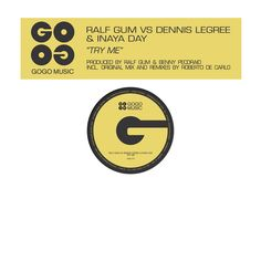 A fine duet sung by Inaya Day and Dennis Legree produced by Ralf GUM and Benny Pecoraio on GOGO Music. Check out the timeless remixes by Roberto De Carlo! Ralf Gum, House Music, Singing, The Originals, Day, Classic, Derby, Classic Books