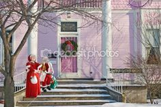 Victorian Christmas by Maria Dryfhout - Stock Photo Victorian Christmas 6697f47a89d6
