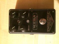 Throttle Box Mesa Boogie