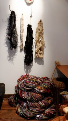 Lexi's studio yarns
