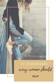 10 Essentials Every Woman Should Own | Cecil Fashion