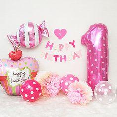 Balloons, Party Ideas, Happy, Pink, Globes, Balloon, Ser Feliz, Ideas Party, Pink Hair