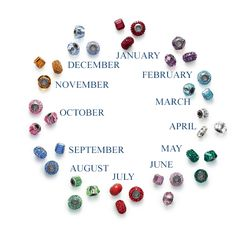 Swarovski Autumn/Winter 2014/15 Innovations Pre-launch with new birthstone concepts-crystal elements in all the birthstone colors for creative new expressions in jewelry!