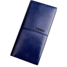 Color    Coffee, Blue, Gray      Material    PU Leather      Weight    Appox. 300g      Length    9.5cm(3.74inch)      Width    1.5cm(0.59inch)      Height    19cm(7.48inch)      Occasion    Versatile       Package Included: 1 * Wallet