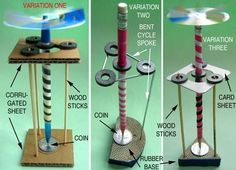 Your students will love making this magnetically induced spin machine!  They'll be engaged and amazed by their efforts.