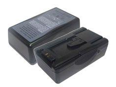 2 Battery For Sony DSR-1 DSR-250 DSR-300 DSR-370 BP-65H BP-GL65 BP-GL95 V-Mount…