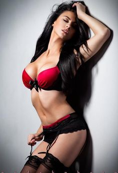 Megan Retzlaff - inspiration for SexyMuse.com -  Red