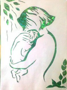 Картина, панно Вырезание: К дню защиты детей!  Бумага День защиты детей. Фото 5
