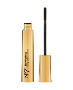 Fab mascara that comes off with warm water!