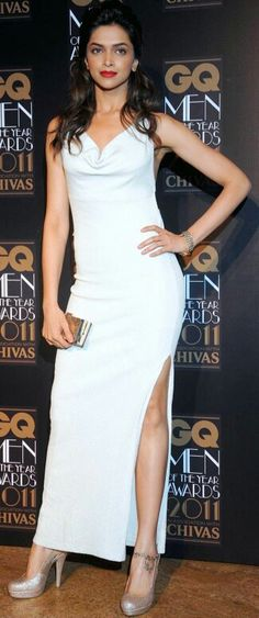 Indian Bollywood actress Deepika Padukone poses during India's GQ Men of The Year Awards 2011 event in Mumbai on september Indian Bollywood, Bollywood Stars, Bollywood Fashion, Bollywood Masala, Indian Celebrities, Bollywood Celebrities, Bollywood Actress, Deepika Padukone Style, Freida Pinto