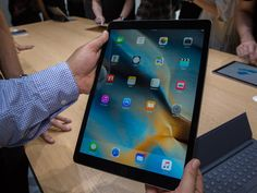 Apple sets iPad Pro launch as it seeks a more serious crowd - CNET