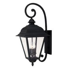 Found it at Wayfair - Westover 3 Light Outdoor Wall Lantern