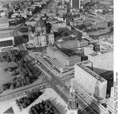 Berlin Palast Hotel September 1984
