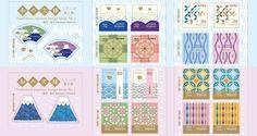 素敵すぎて手紙送りたくなる♪ 和の伝統文様がデザインされた特殊切手「和の文様シリーズ」が発行 – Japaaan 日本文化と今をつなぐ
