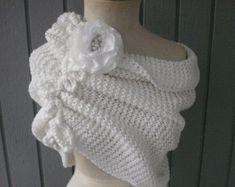 Wedding accessories bridal accessories bridal shawl by deniz03