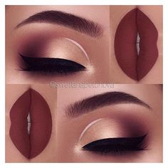 """Lana on Instagram: """"[Anzeige] Brows: @anastasiabeverlyhills brow wiz... ❤ liked on Polyvore featuring beauty products, makeup, eye makeup, eyebrow makeup, eyebrow cosmetics, brow makeup and eye brow makeup"""
