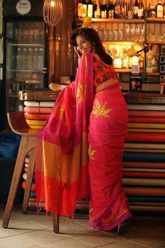IT'S PG'LICIOUS #silksaree #saree