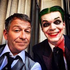Gotham Alfred and Jerome Gotham Joker, Joker And Harley, Harley Quinn, Batman Arkham, Gotham Tv Series, Gotham Cast, Dc Movies, Series Movies, Batman Origins