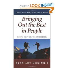This book will show you how to bring out the best in people and help them excel. An amazing book for anyone in a leadership position.