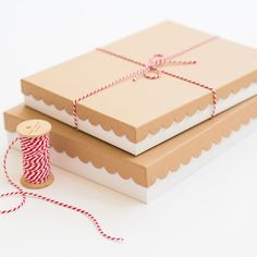 Mint & Red wrapping paper color combo with touches of gold and ...