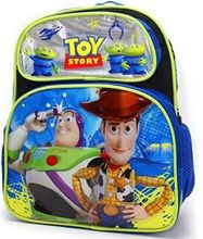 """Toy Story 12"""""""" Inch -Woody, Buzz Light Year, Aliens"""