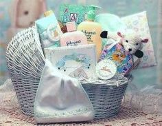 There are some adorable baby gift baskets here, and they are perfect for new baby arrivals, baby showers, etc.    You'll find baby girl gift baskets,...