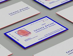 Identity - Limited Edition Personalised Business Cards