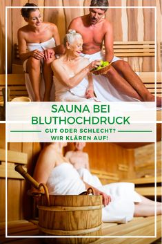 Sauna gesund: Die Diagnose Bluthochdruck (arterielle Hypertonie) wirft viele Fragen auf. Eine davon ist die zur Sauna: Bluthochdruck und in die Sauna – ist das gut oder schlecht? Wir informieren Sie in diesem Beitrag über das Krankheitsbild Bluthochdruck und beantworten Ihnen die Frage, was Sie als Bluthochdruck-Patient beim Saunabesuch beachten sollten. Erfahren Sie jetzt mehr!  #Sauna #Gesundheit #Bluthochdruck Sauna, Strapless Dress Formal, Bikinis, Swimwear, Wellness, Health, Life, Recipes, High Blood Pressure