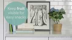 Quick Tips For A Healthy Kitchen http://www.youtube.com/watch?v=eUCC0ttw1a8