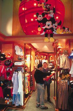 Disney Hotels, Hotel New York - Hotel Shop, Disneyland Paris