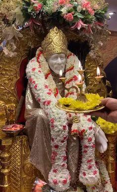Shiv Tandav, Hanuman Pics, Shirdi Sai Baba Wallpapers, Sai Baba Photos, Baba Image, Om Sai Ram, God Pictures, Indian Gods, Ganesha