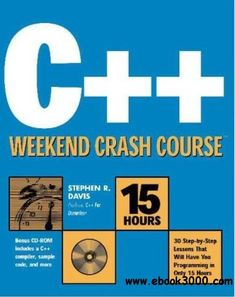 C++ Weekend Crash Course - Free eBooks Download #homeschool #programming #AHSOnlineSchool