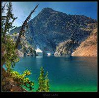 Goat Lake, Washington