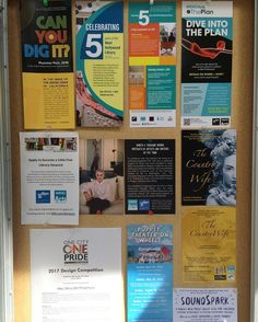 A selection of our current programs and initiatives. #wehoarts