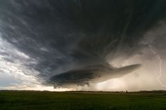 Rapid City Supercell by Mike Olbinski on 500px