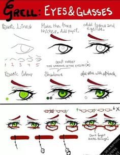 Yandere eyes manga tutorials pinterest eye anime and manga how to draw grell eyes ccuart Image collections