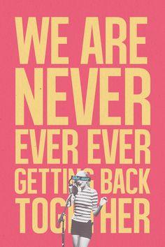 Best get back together songs