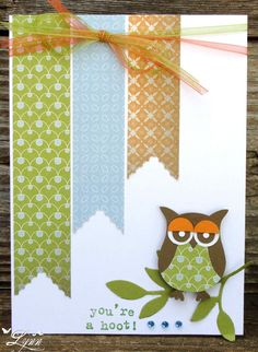 Stampin' Up - Creative Crafts by Lynn