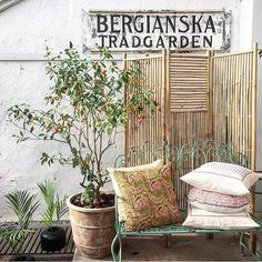 Today we celebrate spring and our upcoming gardening collection. 🌱🌸 A collection where Cuba meets the Nordics. Avaliable on site from week 13! Thank you @ulrika_sjovall for sharing. 💕 #elloshome #spring #berganiskaträdgården #gardening #interior #inspiration