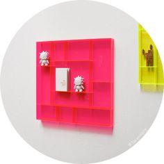 étagère murale Fox Box carrée .:serendipity.fr:.