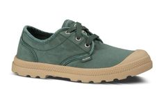 93315-377 WOMENS Pampa Oxford LP, Pineneedle/Putty